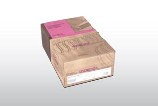 ERP 43856 Renz Drahtkammbindung, 8 mm, 3:1 silber