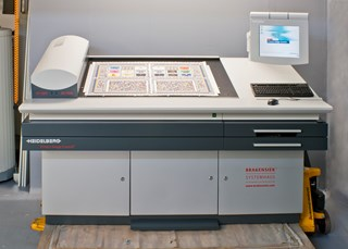 ERP 43893 Heidelberg SM 102 Image Control Austauschgerät
