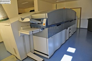 Kodak Nexpress 2100 SE Digitaldruckmaschine 4c mit RIP & ECS Klima