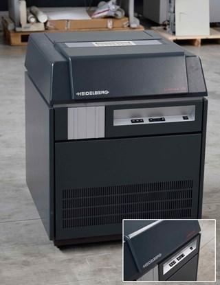 Heidelberg Linotronic 330