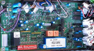 Xeikon DCP 32/DCP 50 Spare pcb fuser controller 03
