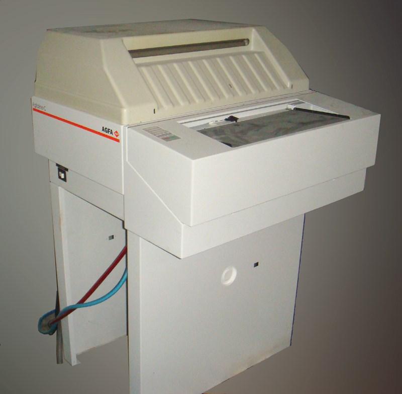 Agfa Agfaline C Offline Filmentwicklungsmaschine