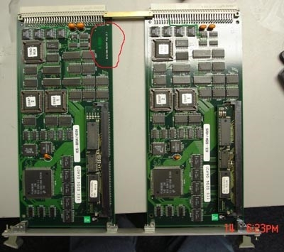 Agfa Chromapress Intellistream Boards BISMT Vers. 4.0a