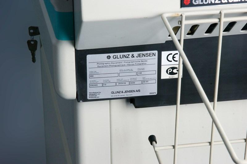Glunz&Jensen MultiLine Online 550 Quasar