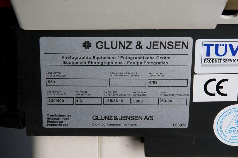 Glunz & Jensen Multiline 550