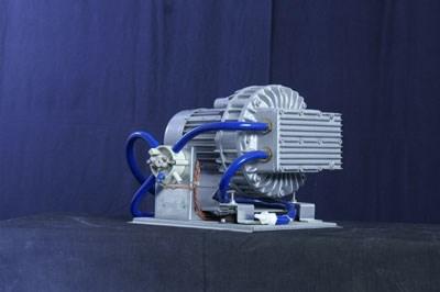 Kompressor für Linotype-Hell Herkules Modell SK8 160-2V