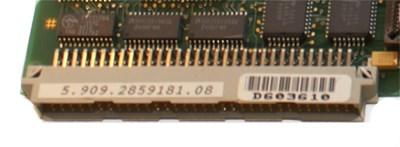 Platine D603610