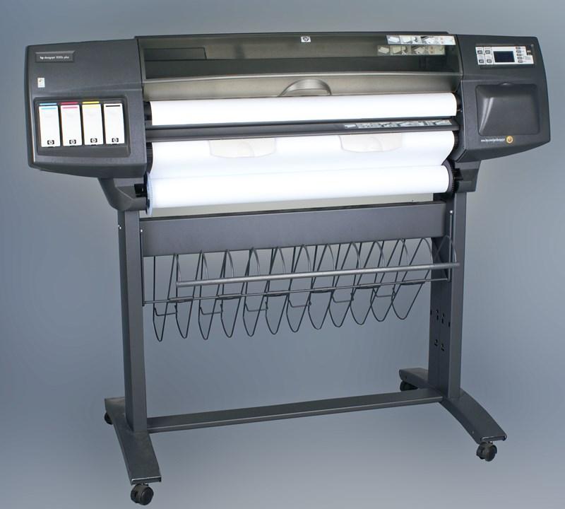 HP DesignJet 1050c plus (HP C6074B)