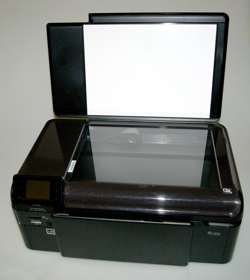 HP Photosmart B110a MFP color Wireless