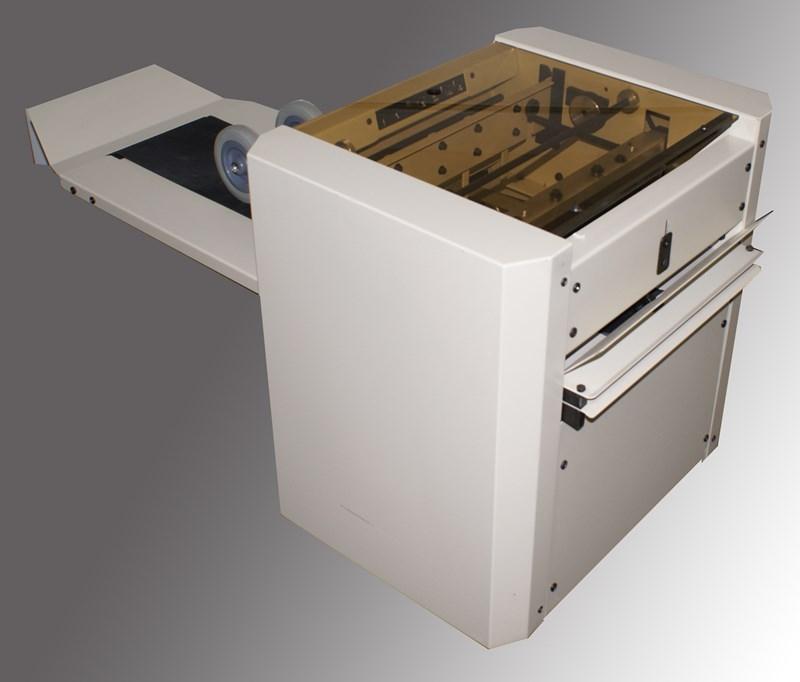 Kasfold 3000 Heft- und Falzmaschine