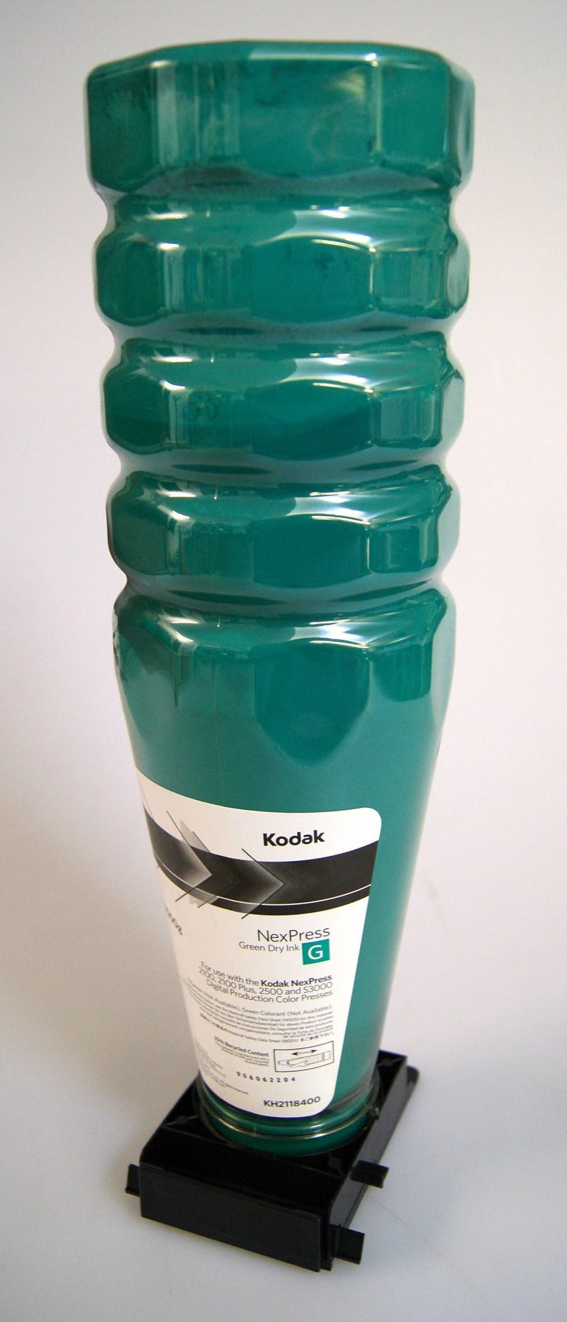 Kodak NexPress Green Dry Ink G