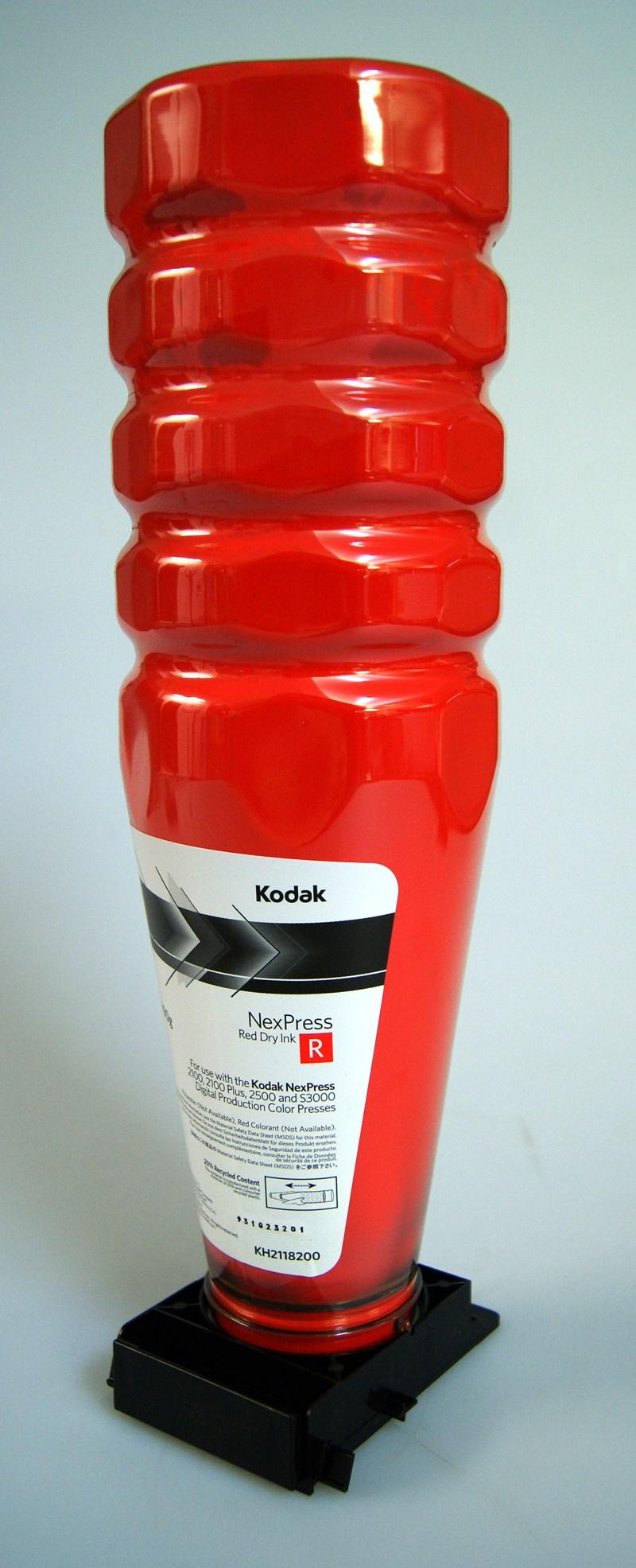 Kodak NexPress Red Dry Ink R
