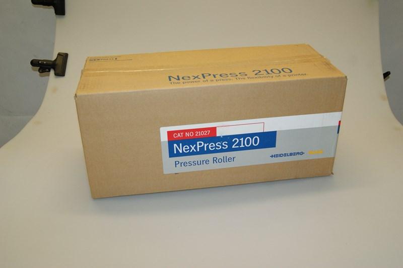 Kodak NexPress 2100 Pressure Roller