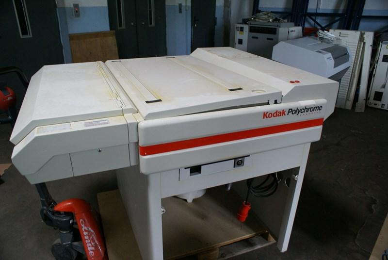 Kodak Polychrome Graphics Glunz & Jensen ML 860 Online