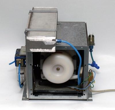 Linotype-Hell Hercules Druckluft Kompressor