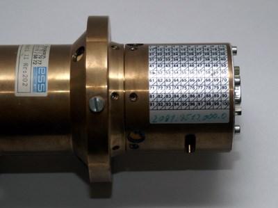 Drehspiegeleinheit/Luftlagerspindel/Spinner für  Filmbelichter und CTP Anlagen