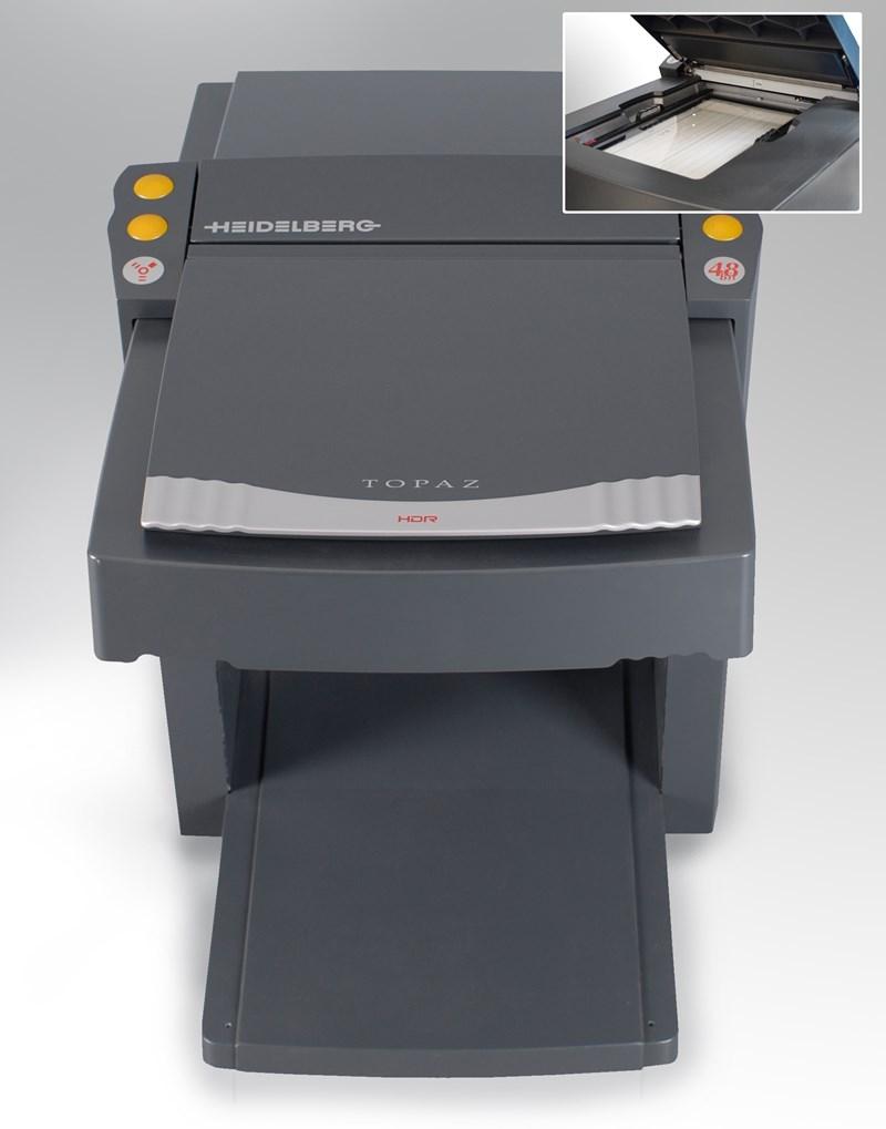 Linotype-Hell/ Heidelberg Topaz 3240-2