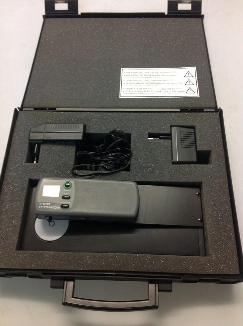 Leuchtplatte LP 40 für Techkon Denistometer T 120
