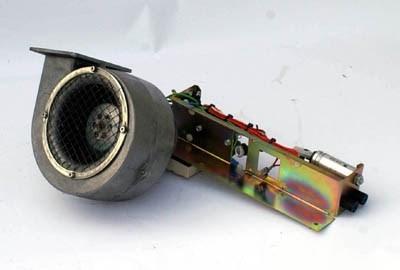 Xeikon DCP 32 Motor with fan incl. Temperatur- Steuerungseinheit