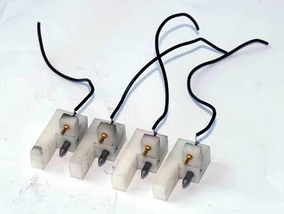 Xeikon DCP 32 DVL connector on frame
