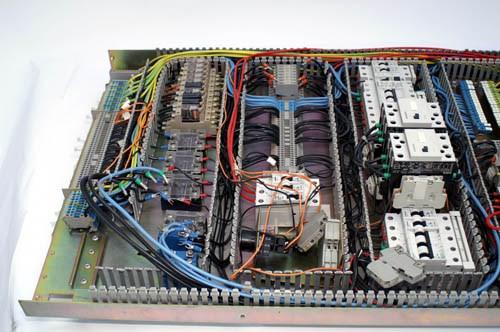 Xeikon DCP 32 Primary Panel
