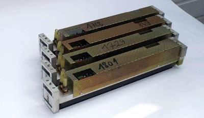 Xeikon DCP 32 LED-Array