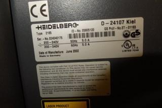 Heidelberg Prosetter PS 52