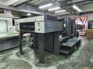 Heidelberg SM 102 2P Two Colour Offset Press