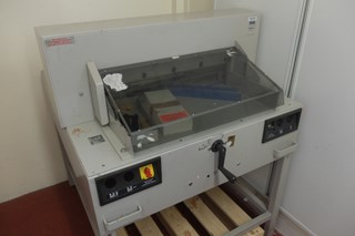 Ideal Guillotine Model 6550A