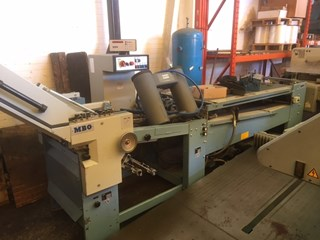 MBO B123 Folding Machine
