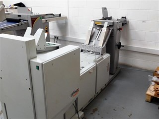 Morgana Documaster with Watkiss Bookletmaker