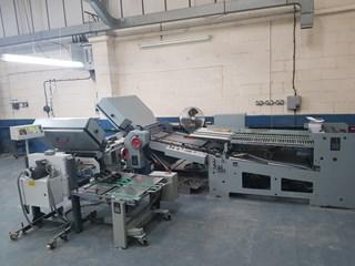 1998 Stahl TD 78 4 4 K Fully Automatic Folding Machine