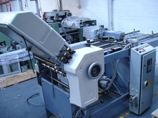 Stahl T52.3 4-4TF Folding Machine