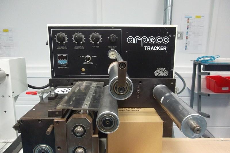 Arpeco Tracker Rewinder