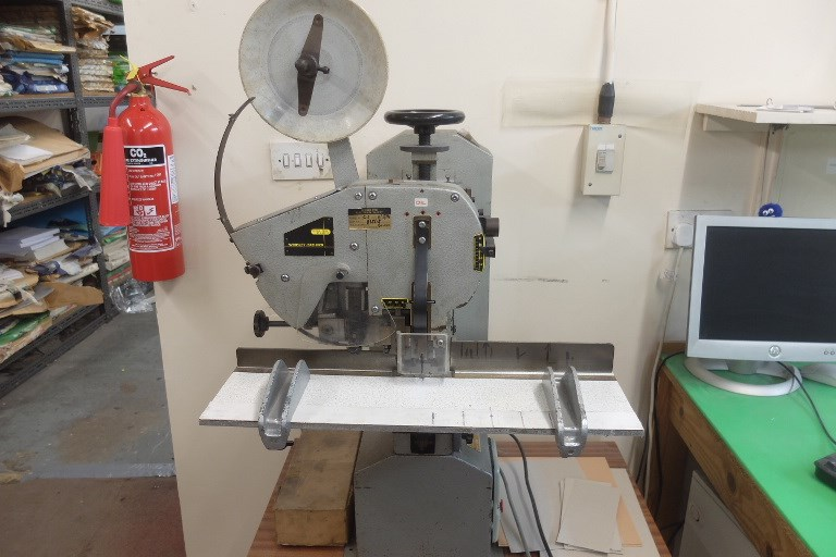 Brehmer Single Headed Stitcher