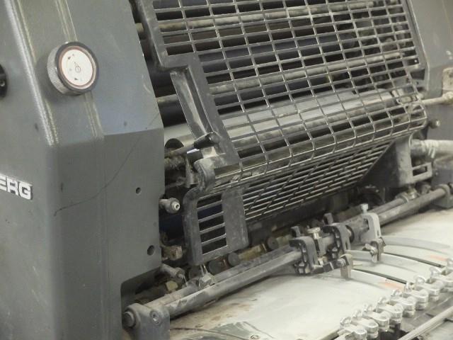 Heidelberg GTO 52 Z+ Two Colour Offset Press
