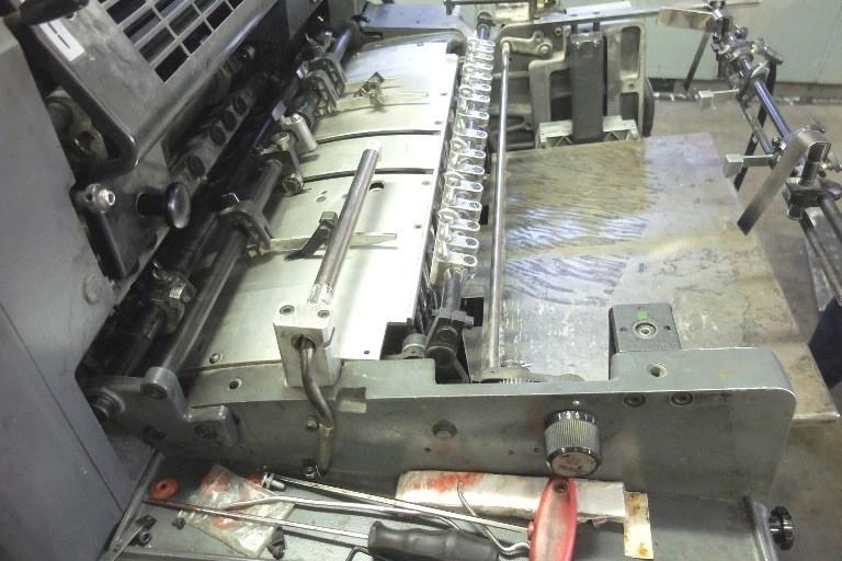 Heidelberg PM 52 4 + Version Four Colour Offset Press