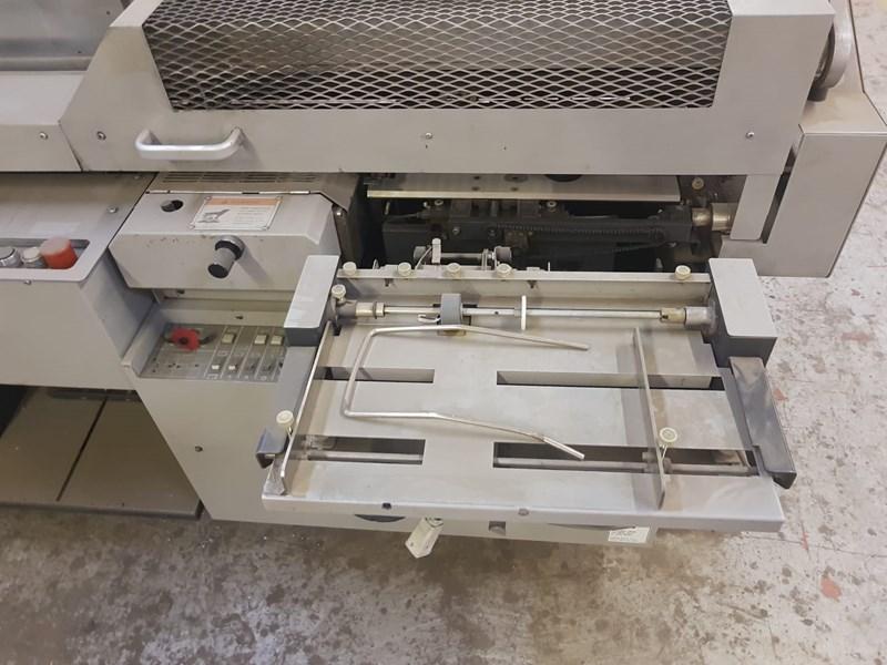 Horizon BQ 260 L Single Clamp Perfect Binder