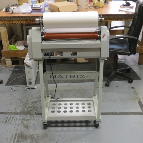 Matrix 460 Laminating Machine