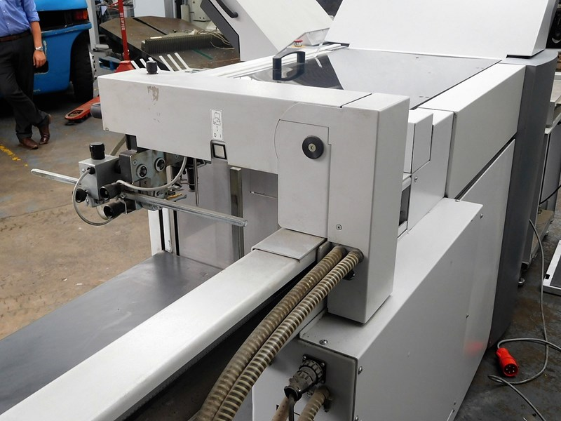 Stahl TA 52 Folding Machine