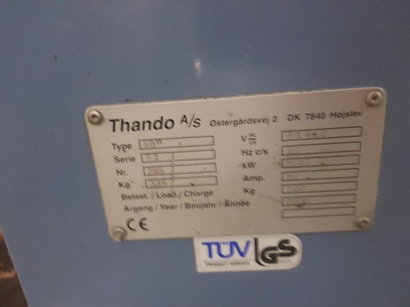 Myer Thando P 50 Pile Turner
