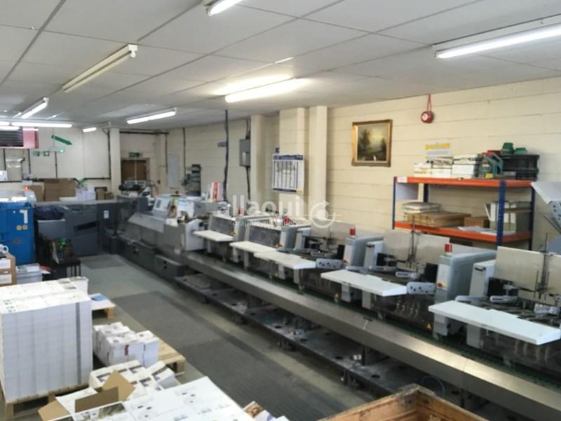 Heidelberg Stitchmaster ST 400