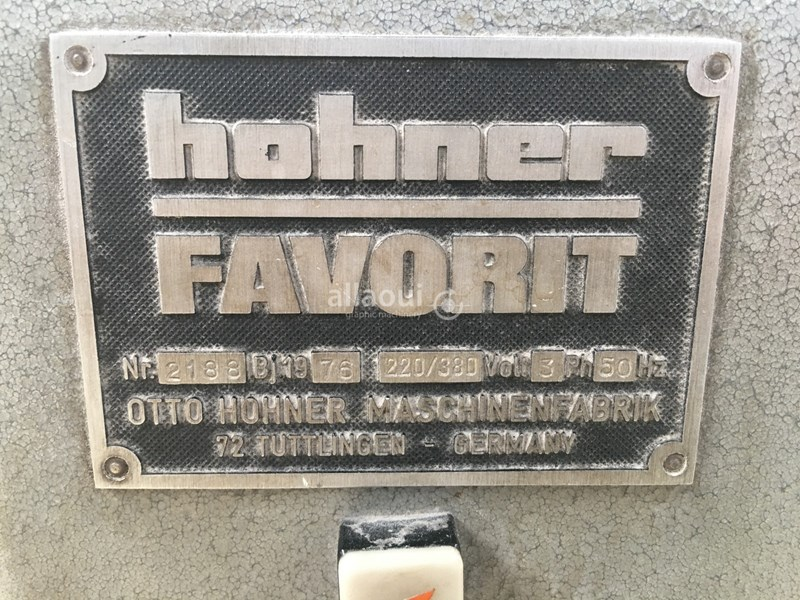 Hohner Favorit