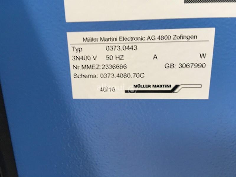 Müller Martini 0373.0443 Cabinet / Elektroschrank