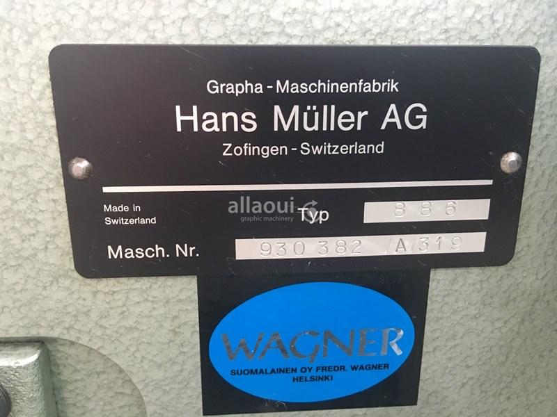 Müller Martini 886