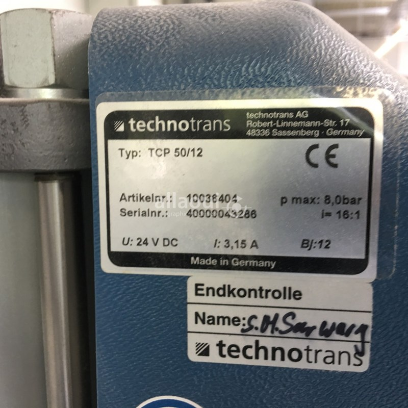 Technotrans TCP 50/12