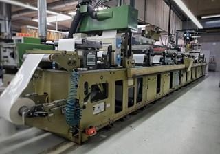 Arsoma EM 410 with 6 UV printing units