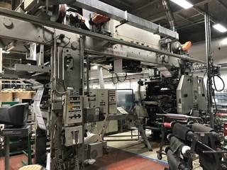 MAF Antares 60/6 Flexo printing machine 6 color