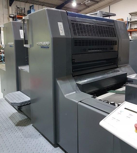 Heidelberg Printmaster PM 74 2