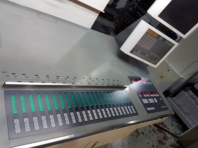 Komori LS529 P